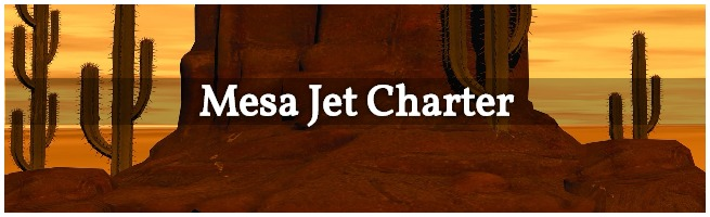 Air Charter Service in Mesa, AZ