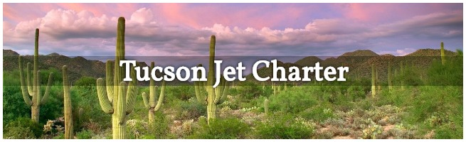Jet Charter Tucson