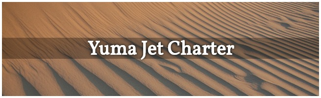Yuma Aircraft Charters